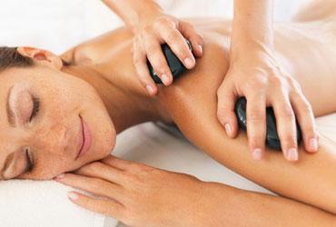 Hotstone massage, De Dageraad